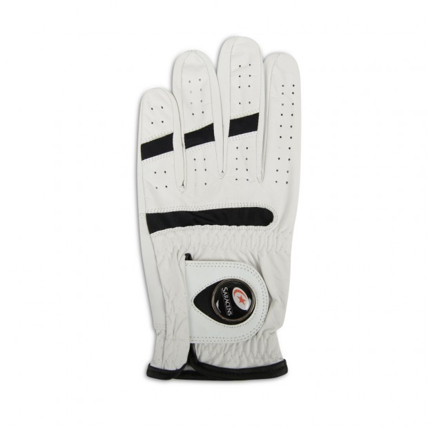 Saracens Leather Golf Glove