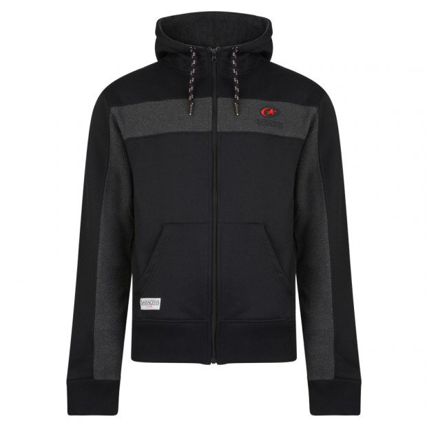 Saracens Bracken Hooded Top