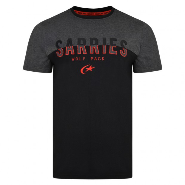 Saracens Junior Sarries Wolf Pack Tee