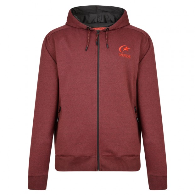 Saracens Scrum Hooded Top