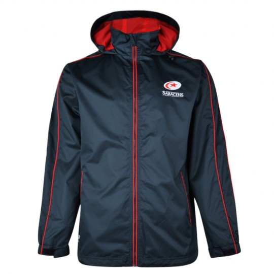 Saracens Adult Rain Jacket