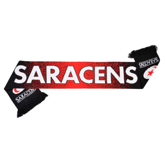 Saracens Text Scarf
