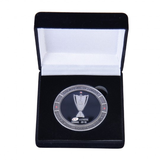 Saracens Commemorative Double Champions Coin