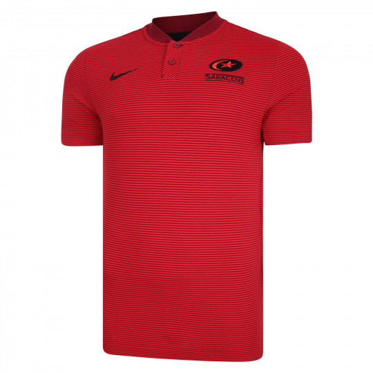 Saracens 20/21 Nike Cotton Polo