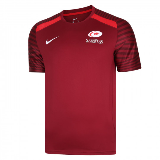 Saracens 20/21 Nike Training Tee