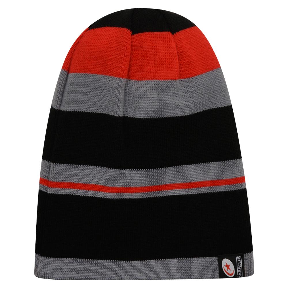 bbdd6b31b1b34 Saracens 4 Way Beanie Hat