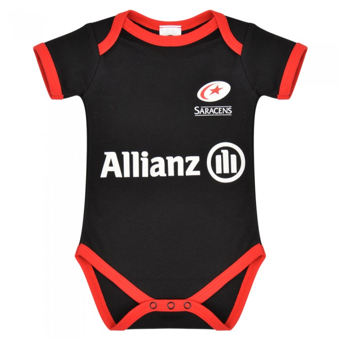 Saracens Home Kit Bodysuit
