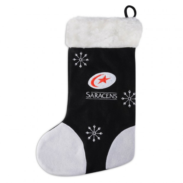 Saracens Christmas Stocking