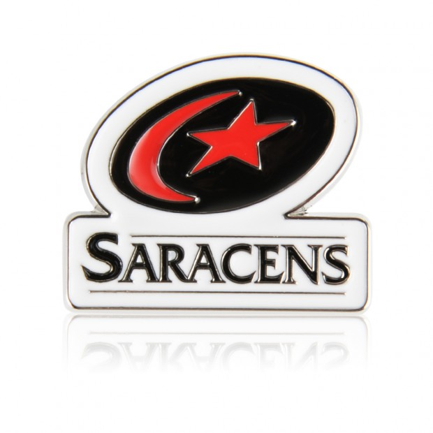 Saracens Crest Badge