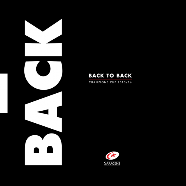 Back to Back Champions Book