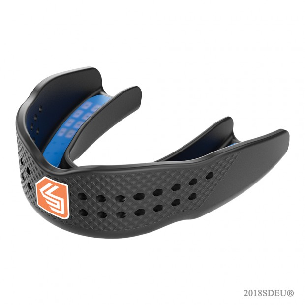 Shock Doctor Super Fit Youth Black Mouth Guard