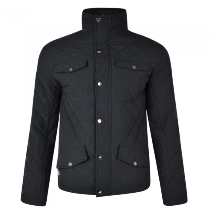 Saracens Adult Quilted Jacket