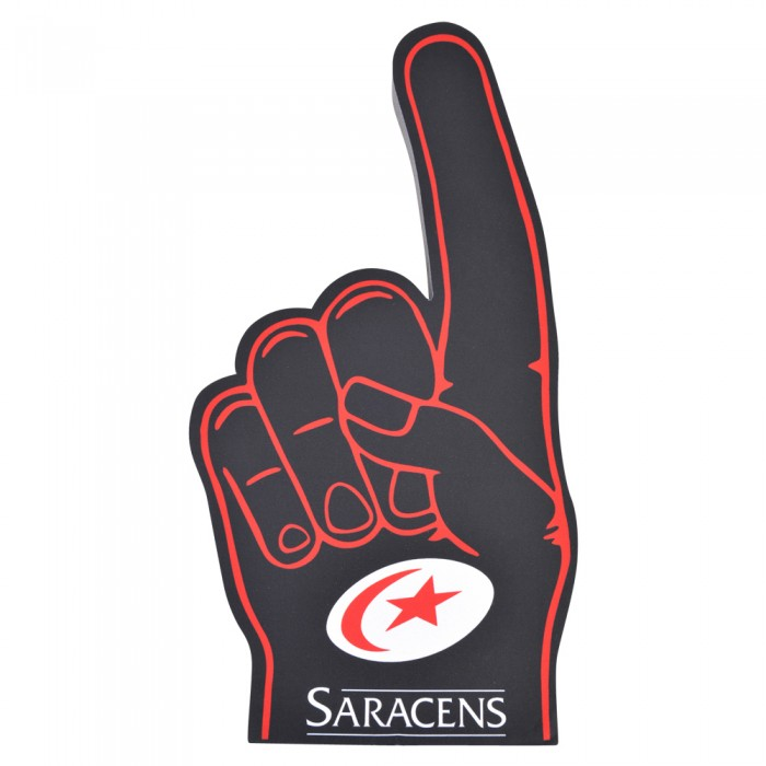 Official Saracens Foam Hand