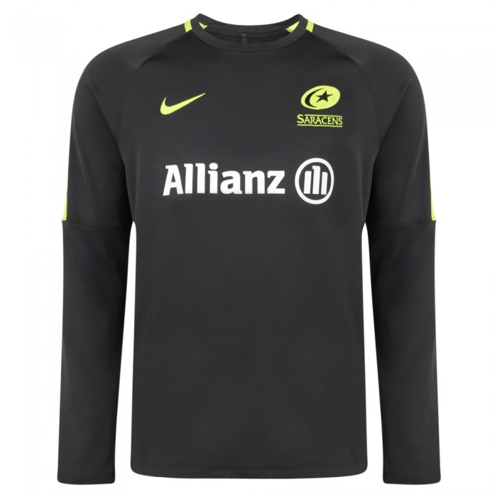 Saracens 19/20 Nike Junior Crew Midlayer