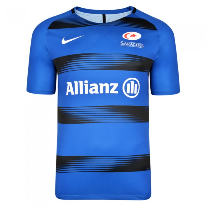 Saracens 19/20 Allianz Showdown Training Tee