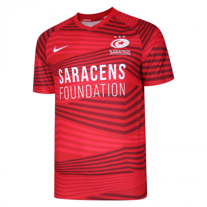 Saracens 20/21 Nike Junior Away Replica Jersey